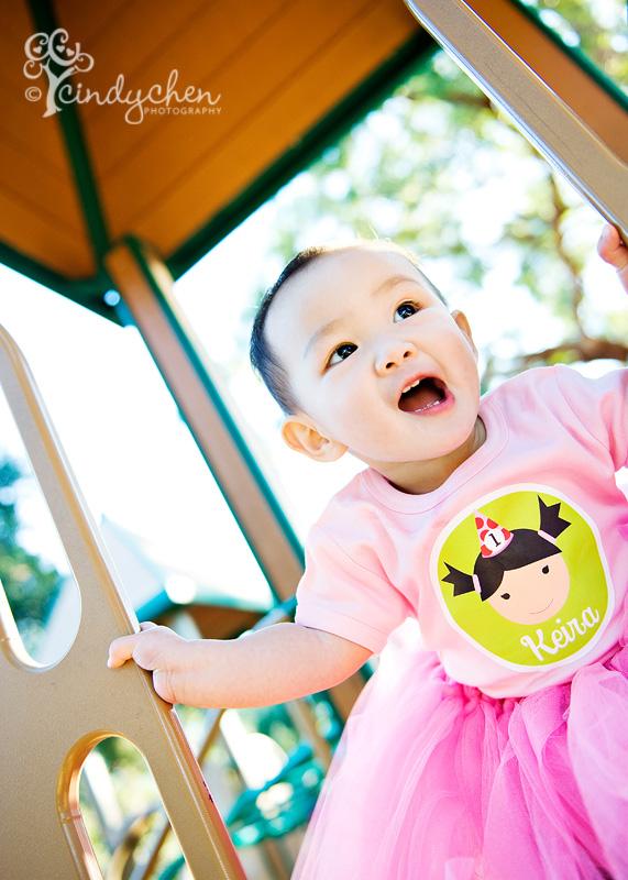 Irvine Baby Photographer