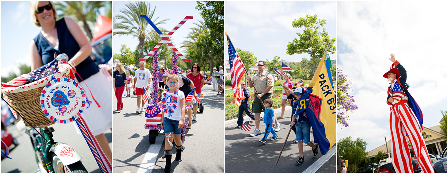 hometown 4th of july parade ladera ranch